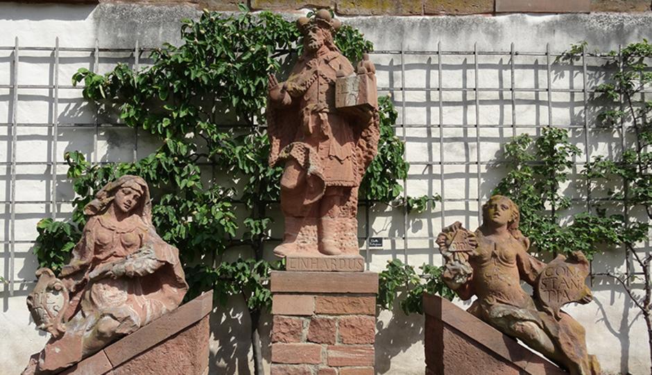 Einhard, Seligenstadt