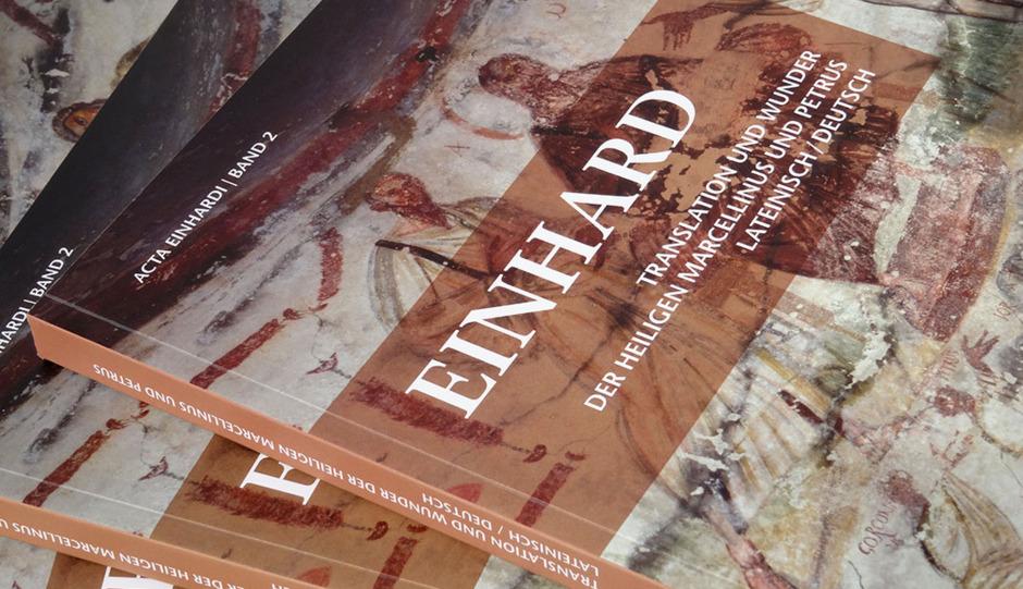 Acta Einhardi, Translation und Wunder  der heiligen Marcellinus und Petrus