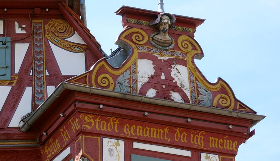 Einhardhaus Seligenstadt, Acta Einhard