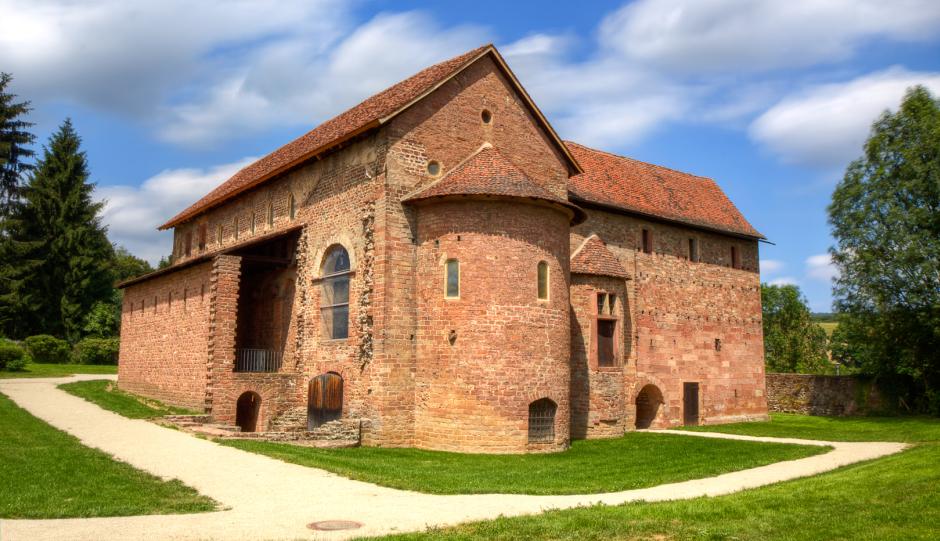 Einhardsbasilika Seligenstadt